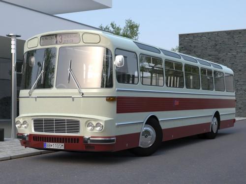 1965 Karosa SM11