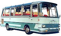 1965 Setra S 7 Kässbohrer
