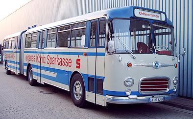 1965 Setra SG 175 Kässbohrer