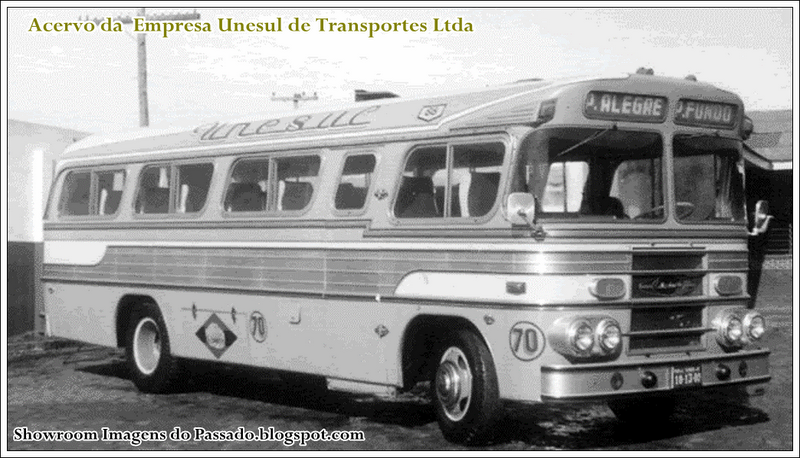 1966 Incasel Rodoviário Mercedes-Benz LP 331
