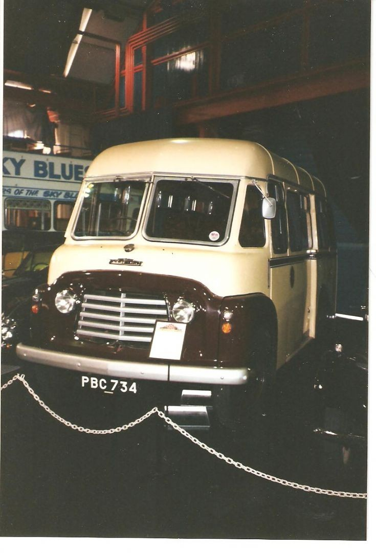 1966 Karrier - PBC 734
