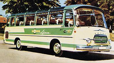 1966 Setra S 10 Kässbohrer