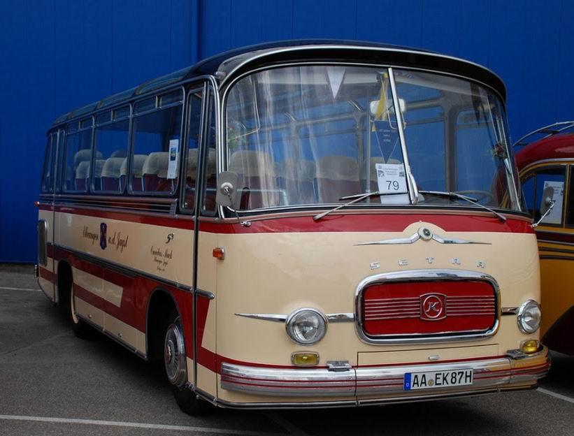 1966 Setra S Kässbohrer g