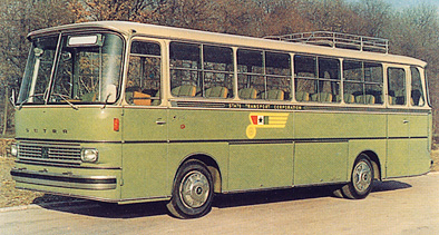 1967 Setra S 110 Kässbohrer