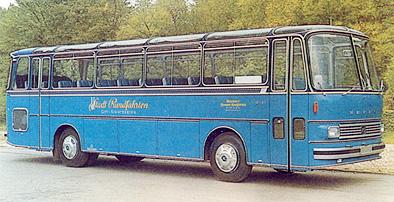 1967 Setra S 120 Kässbohrer