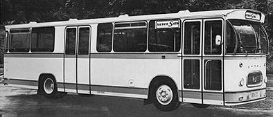 1967 Setra S 125 Kässbohrer