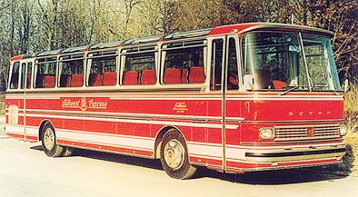 1967 Setra S 130 KÄssbohrer