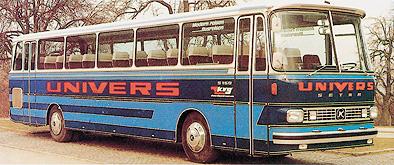 1967 Setra S 150 Kässbohrer a