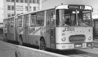 1967 Setra SG 175 Kässbohrer