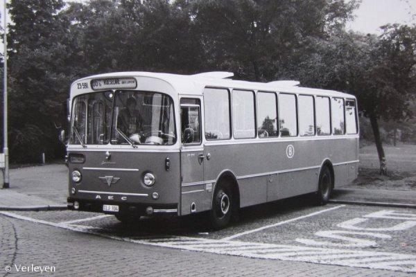 1968 AEC-Jonckheere