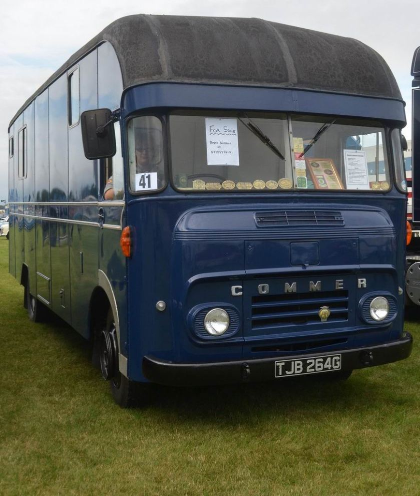 1968 Commer Horse Box