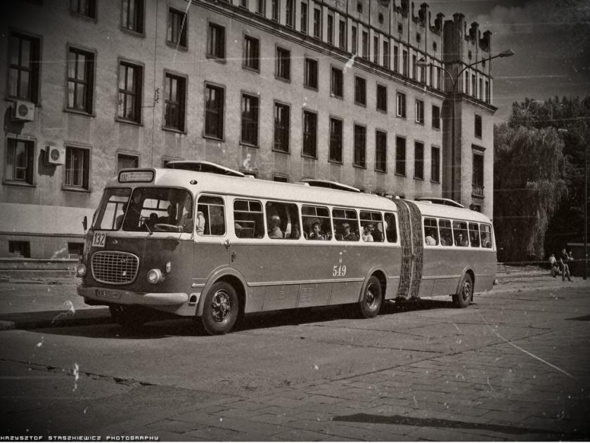 1968 Jelcz 021 Histori