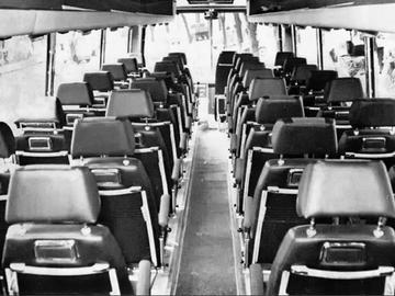 1968 Karosa ŠD 11,2050 Prototyp a