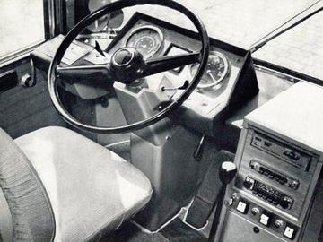 1968 Karosa ŠD 11,2050 Prototyp b