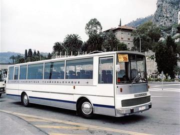 1968 Karosa ŠD 11,2050 Prototyp