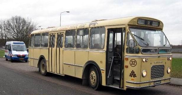1968 Volvo B57 60 Jonckheere