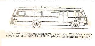 1969 Jelcz 041 a
