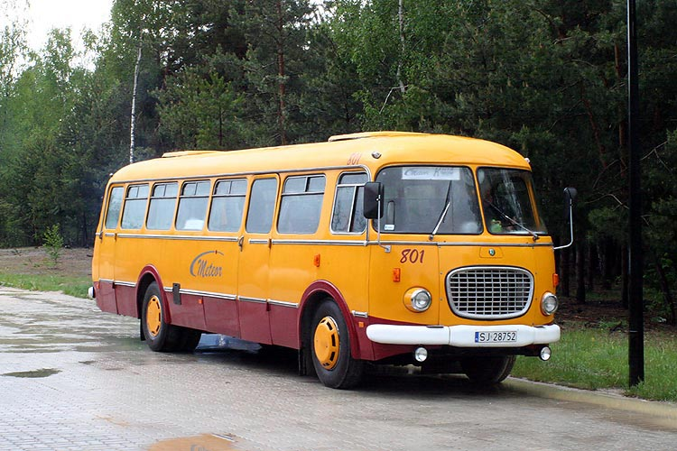 1969 Jelcz 043 g