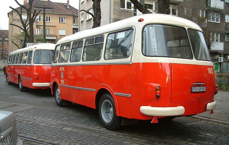 1969 Jelcz 043 + P01