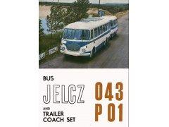1969 Jelcz 043-P01