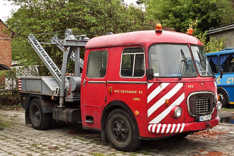 1969 Jelcz-043-PAT-#14025