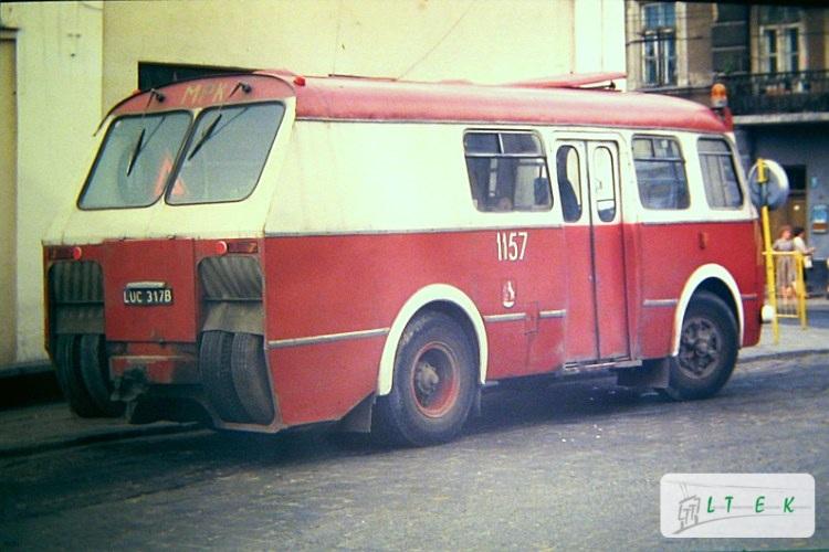1969 Jelcz 272 MEX #1157