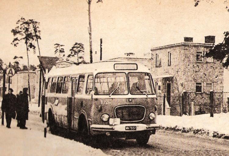 1969 Jelcz-272-MEX  2-221163