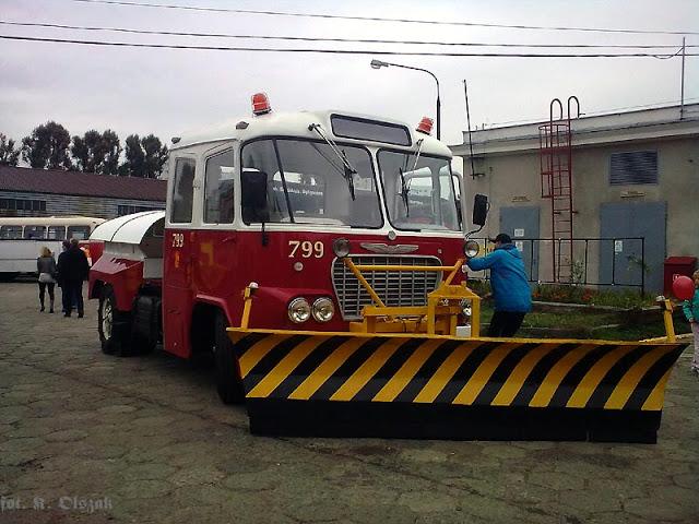 1969 Jelcz 272 MEX czyli Škody 706 RTO MEX