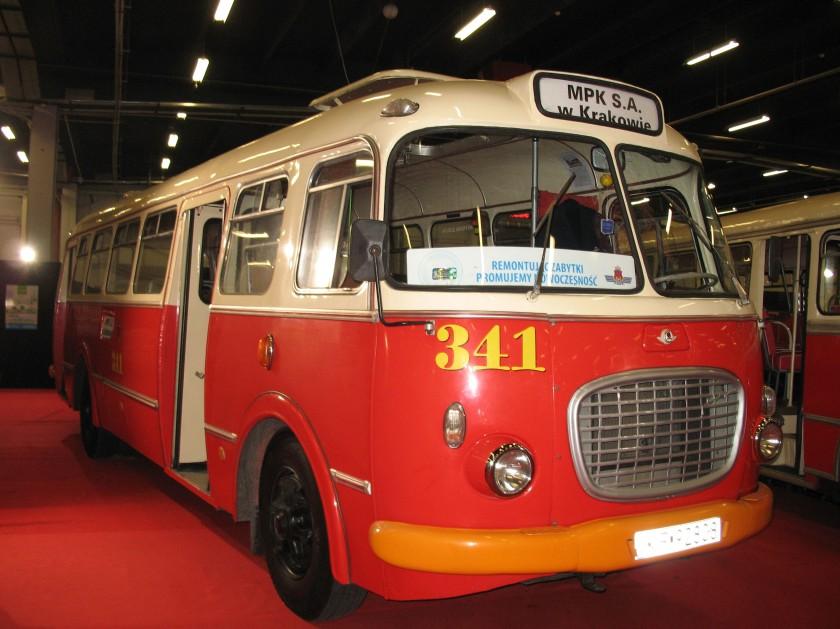 1969 Jelcz 272 MEX - MPK Kraków