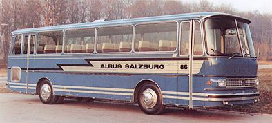 1969 Setra S 120 P Kässbohrer