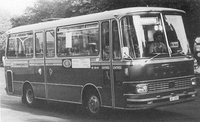 1969 Setra S 80 E Kässbohrer