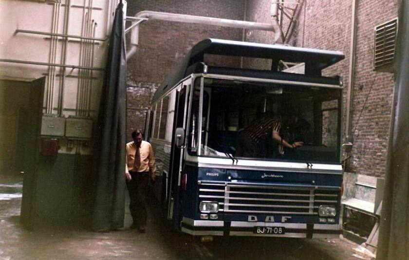 1970 Daf Jonckheere Bus Philips