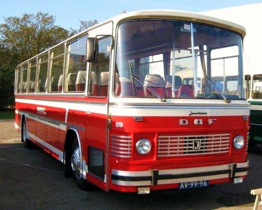 1970 DAF Jonkheere