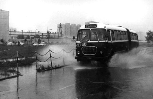 1970 Jelcz 021 [706 RTO]