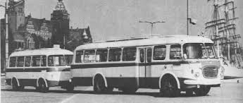 1970 Jelcz 120M-3