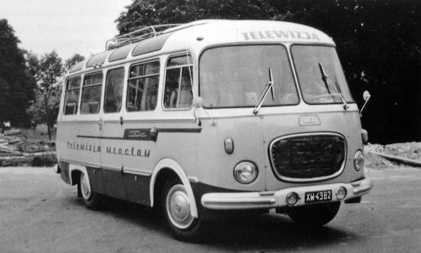 1970 Jelcz 218101