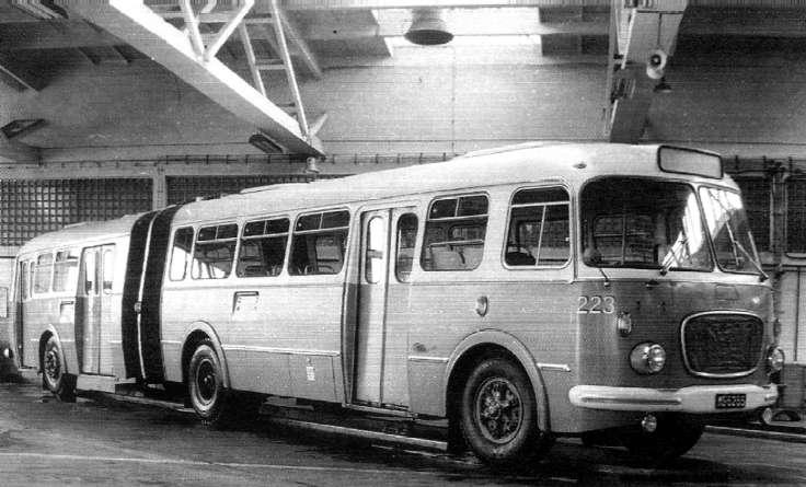 1970 Jelcz AP021