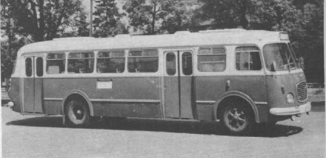 1970 jelcz-bus