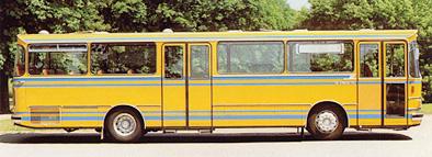 1970 Setra S 130 S Kässbohrer