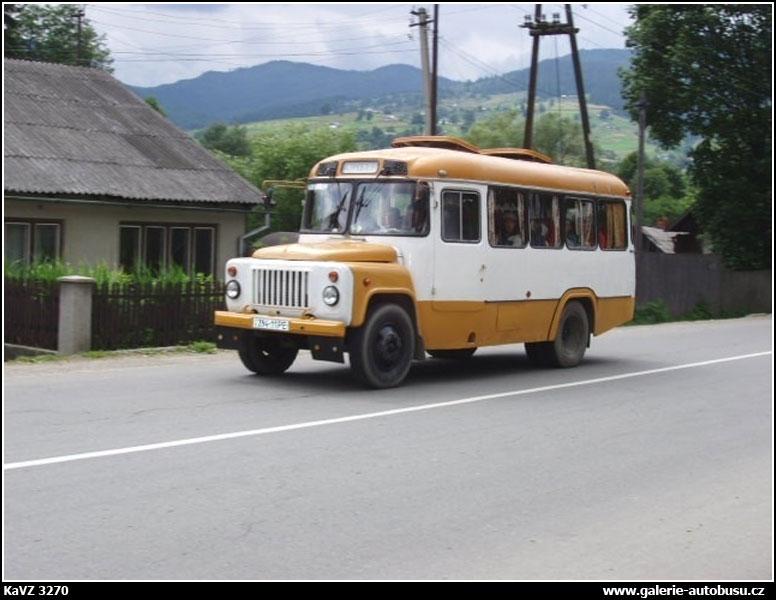 1971-91 KaVZ 3270a