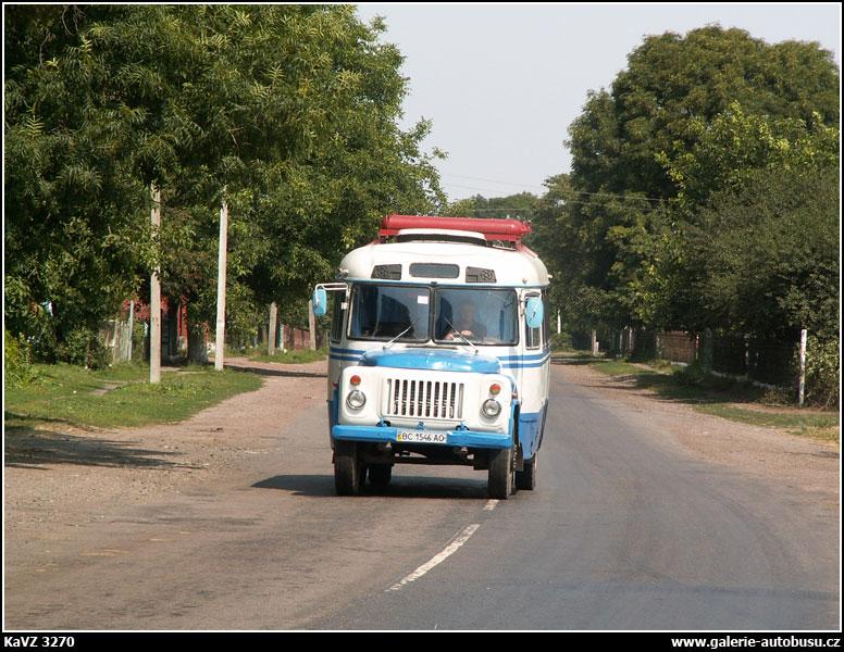 1971-91 KaVZ 3270b