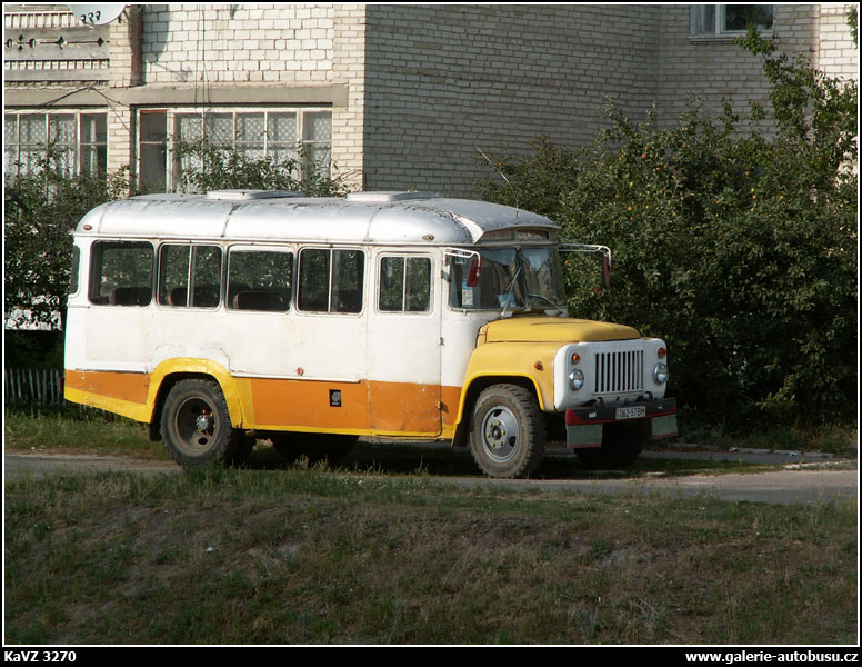 1971-91 KaVZ 3270c