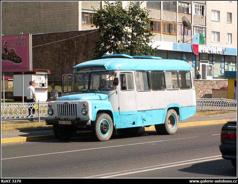 1971-91 KaVZ 3270d