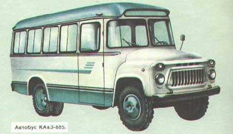 1971-91 KAVZ 685