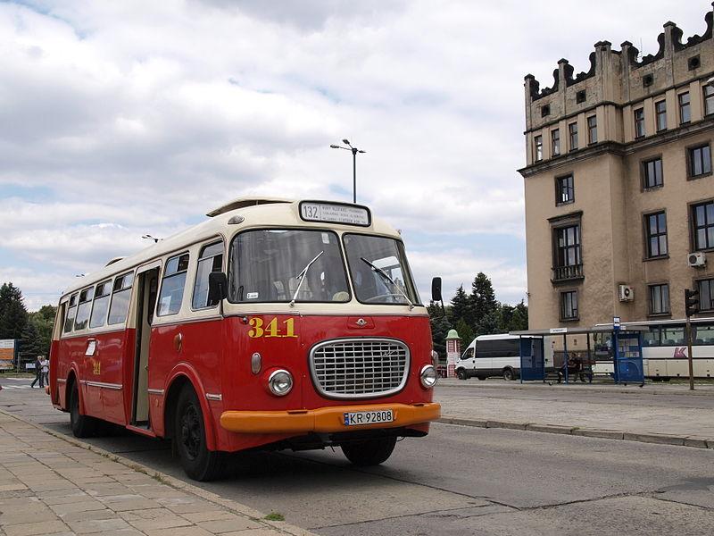 1971 Jelcz 272 MEX 1963-77
