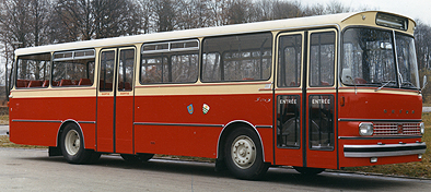 1971 Setra S 130 S a Kässbohrer