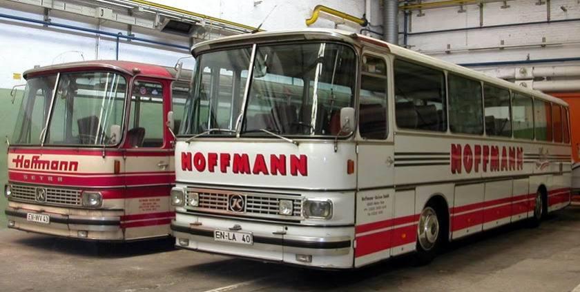 1972 Hoffmann (D) EN-WV43+EN-LA40 (PvdR)