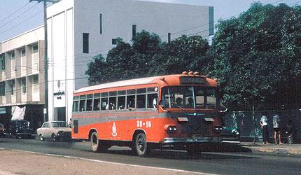 1972 Isuzu Thai Bus 28-16 Isuzu