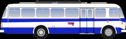 1972 Jelcz-041-CAR mex 272 E
