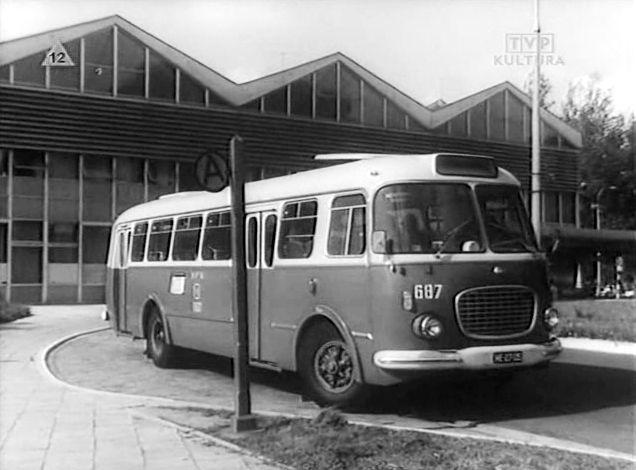 1972 Jelcz 272 MEX [706 RTO]